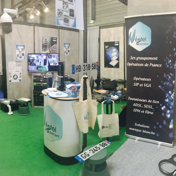 Participation au Salon SETT Novembre 2016